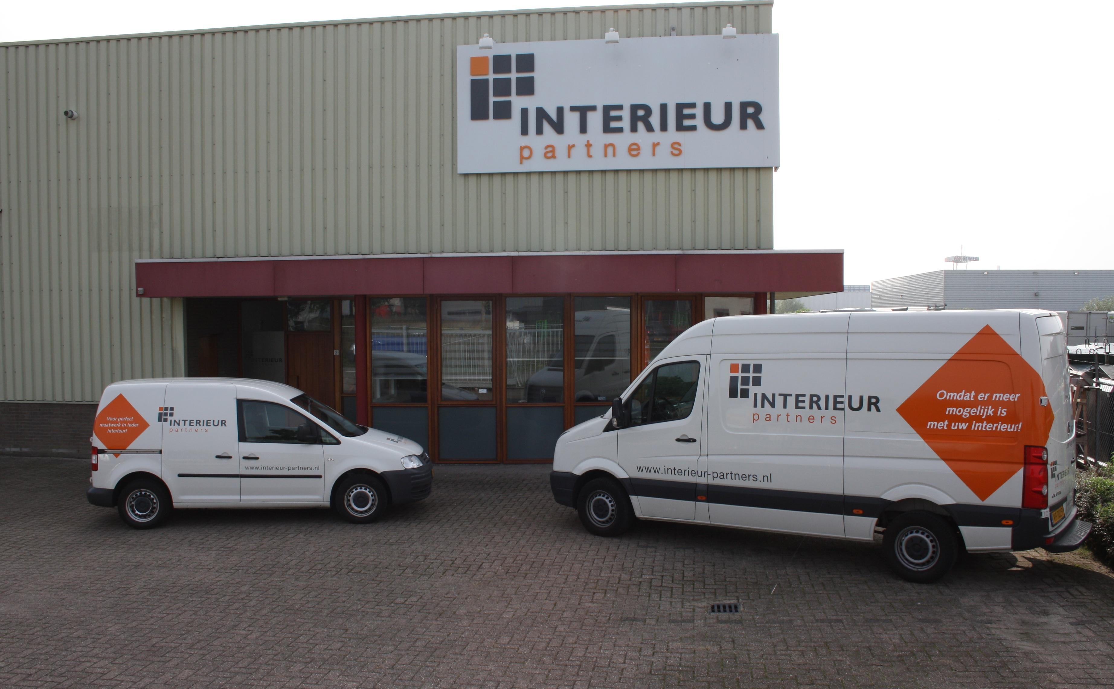 Bedrijfsauto s interieur partners for Interieur bedrijf